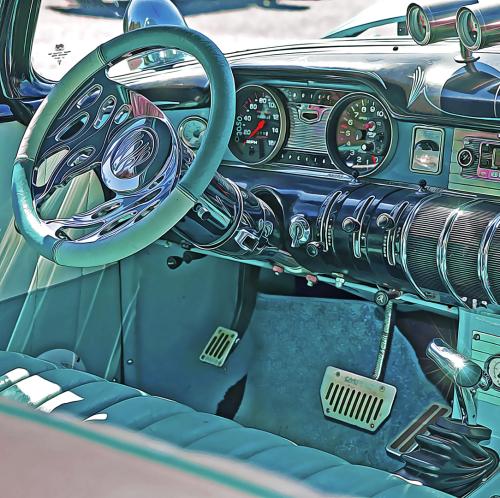 POP ART CARS